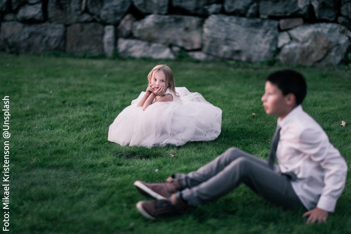 Ehe ist nicht kindgerecht