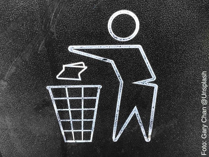 Müll im (Über)Fluss