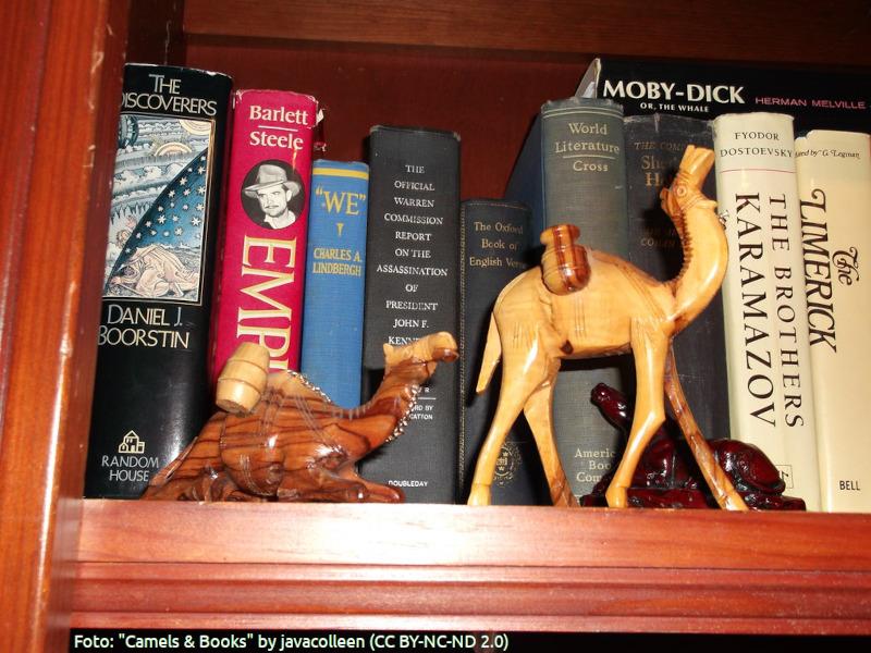 Kamel-Bibliothek