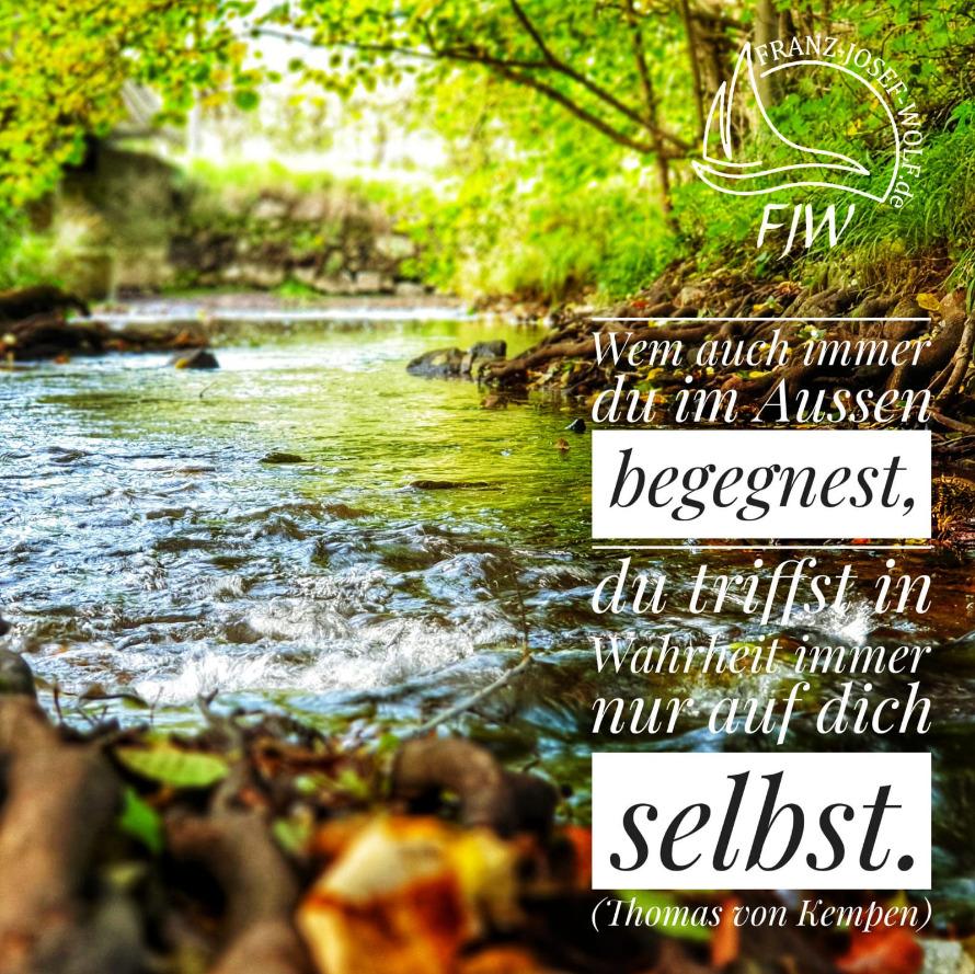 Sonntagsimpuls von Franz-Josef Wolf